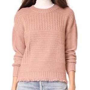 MADEWELL Stitchmix Pullover Size XS